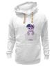 "Толстовка Wearcraft Premium унисекс ""twilight t-shirt"" - twilight, pony, mlp, fim, brony"
