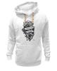 "Толстовка Wearcraft Premium унисекс ""Forever young "" - цветы, tattoo, тату, розы, roses, дотворк, tm kiseleva"