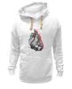 """Толстовка Wearcraft Premium унисекс """"Арт мир"""" - любовь, арт, heart, сердца"""