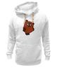 """Толстовка Wearcraft Premium унисекс """"Винни-Пух"""" - мультик, медведь, винни-пух, советский мультфильм"""