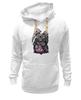 """Толстовка Wearcraft Premium унисекс """"Rat Skull"""" - skull, череп, death, крыса, rat"""
