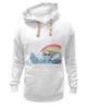 """Толстовка Wearcraft Premium унисекс """"Rainbow Dash"""" - pony, mlp, rainbow, dash"""