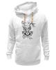"""Толстовка Wearcraft Premium унисекс """"Koodоо t m"""" - олень, deer, tm kiseleva, большой куду, лесной страж"""
