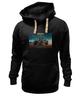 """Толстовка Wearcraft Premium унисекс """"Безумный Макс / Биг Фут"""" - авто, mad max, безумный макс, kinoart, биг фут"""