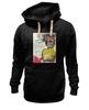 "Толстовка Wearcraft Premium унисекс ""Jean-Michel Basquiat"" - граффити, корона, basquiat, баския, жан-мишель баския"