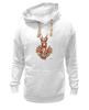 "Толстовка Wearcraft Premium унисекс ""фараон тч"" - dog, собака, олдскул, розы, фараон, roses, дог, tm kiseleva, фараонова собака"