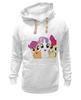"""Толстовка Wearcraft Premium унисекс """"cutie mark crusaders"""" - pony, applebloom, scootaloo, sweetie, bell, cmc"""