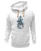 "Толстовка Wearcraft Premium унисекс ""Эйфелева башня"" - арт, city, париж, paris, eiffel tower"