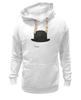 """Толстовка Wearcraft Premium унисекс """"Заводной апельсин (A Clockwork Orange)"""" - заводной апельсин, hat, шляпа, стэнли кубрик"""