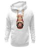 "Толстовка Wearcraft Premium унисекс ""Матрешка"" - матрешка, матрёшка, russian doll, символ россии"