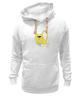 """Толстовка Wearcraft Premium унисекс """"Солнечный кот"""" - арт, юмор, животные, солнце, cat, котик, мечта, творчество, вязание"""