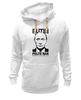 """Толстовка Wearcraft Premium унисекс """"Путин - вежливый человек"""" - любовь, россия, путин, президент, кумир"""