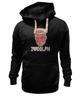 """Толстовка Wearcraft Premium унисекс """"Dolph Lundgren"""" - rocky, дольф лундгрен, иван драго, dolph lundgren, универсальный солдат"""