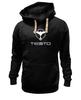 "Толстовка Wearcraft Premium унисекс ""Tiesto (Тиесто)"" - dj, клуб, tiesto, клубная музыка, тиесто"