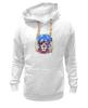 "Толстовка Wearcraft Premium унисекс ""Лев #ЦАРЬ"" - царь, king, лев, lion"