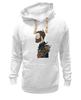 """Толстовка Wearcraft Premium унисекс """"Бородач"""" - парень, необычно, борода, beard"""