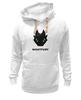 "Толстовка Wearcraft Premium унисекс ""Ночная Фурия (Night Fury)"" - ночная фурия, как приручить дракона, night fury"