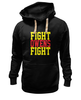 "Толстовка Wearcraft Premium унисекс ""Fight Owens Fight (WWE)"" - wwe, кевин стин, кевин оуэнс, kevin steen, kevin owens"