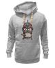 "Толстовка Wearcraft Premium унисекс ""Бендер из Футурамы"" - арт, рисунок, futurama, bender, science fiction"