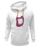 "Толстовка Wearcraft Premium унисекс ""swagswag"" - white, зубы, lips, swag, fresh, teeth, grrr, swagger"