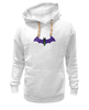 "Толстовка Wearcraft Premium унисекс ""Batman x Joker "" - joker, batman, джокер, бэтмен"