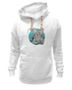 "Толстовка Wearcraft Premium унисекс ""Сфинкс"" - арт, котики, мими, сфинкс, nopperapon, sphynx"