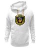 "Толстовка Wearcraft Premium унисекс ""Беркут"" - эмблема, символика, беркут"
