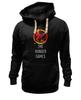 """Толстовка Wearcraft Premium унисекс """"Голодные Игры (The Hunger Games)"""" - голодные игры, the hunger games"""