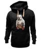 "Толстовка Wearcraft Premium унисекс ""Собака Боксёр"" - спорт, бокс, боксёр, бульдог"