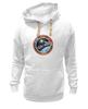 "Толстовка Wearcraft Premium унисекс ""Союз-Аполлон"" - space, ссср, usa, космос, nasa, наса, союз, аполлон, мужчинам, apollo"