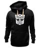 """Толстовка Wearcraft Premium унисекс """"Transformers Autoboats team"""" - роботы, transformers, трансформеры, автоботы, мульфильм"""