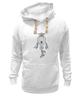 "Толстовка Wearcraft Premium унисекс ""Skull"" - skull, ловец снов, dreamcatcher"