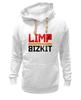 "Толстовка Wearcraft Premium унисекс ""Limp Bizkit"" - limp bizkit, lb, wes borland, fred durst"