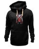 """Толстовка Wearcraft Premium унисекс """"Абстрактная Сова"""" - сова, абстракция, owl"""
