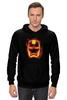 """Толстовка """"Железный человек"""" - комиксы, супергерой, marvel, марвел, железный человек, iron man"""