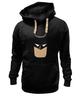 """Толстовка Wearcraft Premium унисекс """"Бэтмен (Batman)"""" - batman, бэтмен, dc comics"""