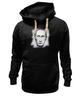 "Толстовка Wearcraft Premium унисекс ""Putin"" - россия, russia, путин, президент, putin"