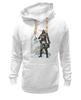 "Толстовка Wearcraft Premium унисекс ""Assassin's creed IV Black flag"" - игра, assassins creed, пираты, pc, геймер, black flag, assassin's creed, эдвард кенуэй, корсары, компьютерные"