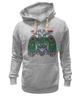 """Толстовка Wearcraft Premium унисекс """"индейские орпы"""" - авторские майки"""