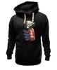"Толстовка Wearcraft Premium унисекс ""Джокер"" - joker, комиксы, batman, джокер, бэтмен"