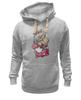 "Толстовка Wearcraft Premium унисекс ""Mario (Princess Peach)"" - платье, марио, mario bros, принцесса пич"