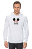 "Толстовка Wearcraft Premium унисекс ""mickey mouse swag "" - микки маус, mickey mouse, swag"