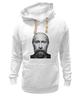 "Толстовка Wearcraft Premium унисекс ""Путин с бородой"" - путин, борода, putin"