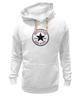 "Толстовка Wearcraft Premium унисекс ""Converse Emo"" - emo star, converse, all star, e-one, эмо"