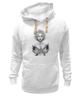 """Толстовка Wearcraft Premium унисекс """"мадонна"""" - певица, madonna, мадонна, актриса, луиза чикконе"""
