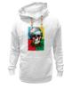 """Толстовка Wearcraft Premium унисекс """"Череп-арт"""" - skull, череп, энди уорхол, поп-арт, pop art, andy warhol"""