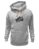 "Толстовка Wearcraft Premium унисекс ""гепард"" - хищник, animal, predator, cheetah, feline"