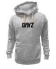 "Толстовка Wearcraft Premium унисекс ""DayZ T-shirt"" - игры, dayz, дейзи, dayz standalone"