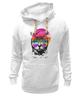 """Толстовка Wearcraft Premium унисекс """"Пляжный Кот"""" - кот, лето, солнце, cat, пляж"""