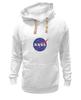 """Толстовка Wearcraft Premium унисекс """"Без названия"""" - звезды, космос, вселенная, футболка космос, одежда космос"""